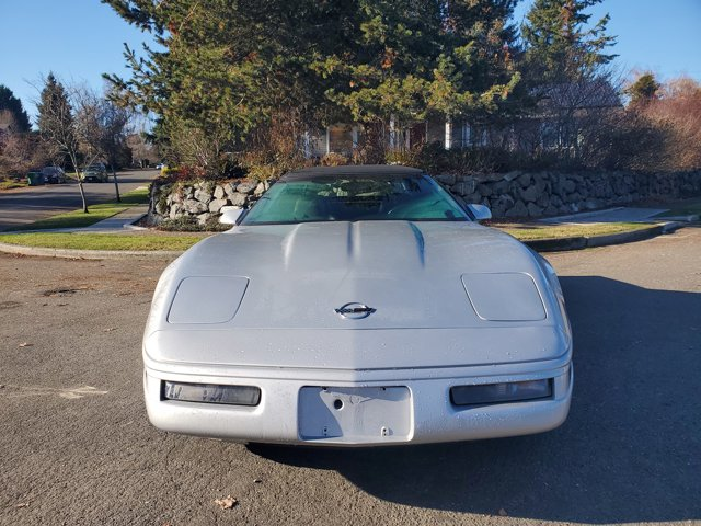 Used 1996 Chevrolet Corvette Collectors Edition Convertible 2dr Convertible