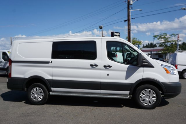Used 2018 Ford Transit Van T-250 130 Low Rf 9000 GVWR Sliding RH Dr