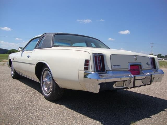 1977 Chrysler Cordoba  photo