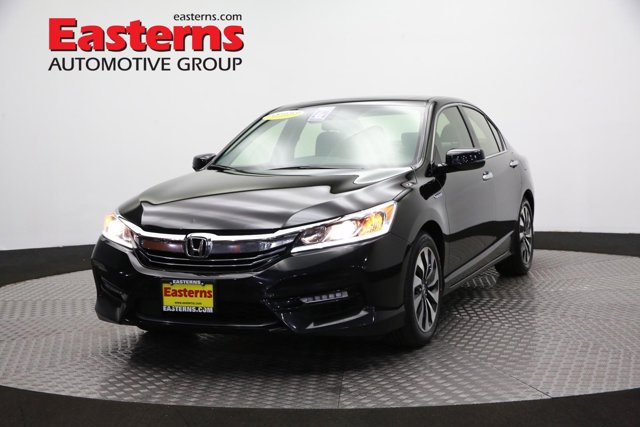 2017 Honda Accord Hybrid EX-L 4dr Car