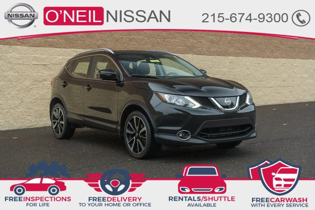 2017 Nissan Rogue Sport SL AWD SL Regular Unleaded I-4 2.0 L/122 [15]