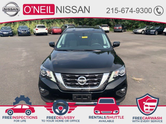 2019 Nissan Pathfinder SV 4x4 SV Regular Unleaded V-6 3.5 L/213 [4]