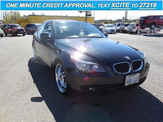 Used 2006 BMW 5 Series 525xi 4dr Sdn AWD