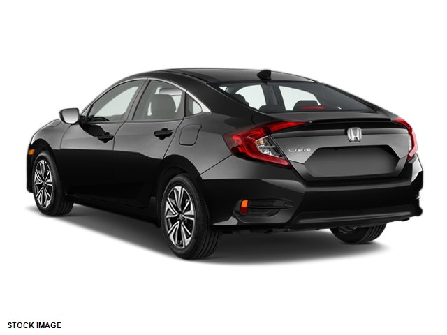 New 2017 Honda Civic Sedan EX-L CVT