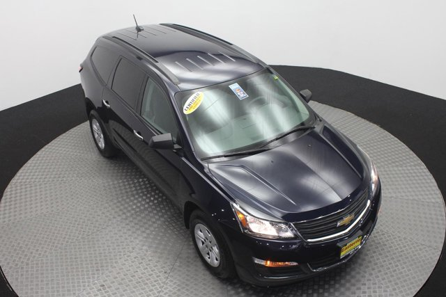 2017 Chevrolet Traverse for sale 123458 2