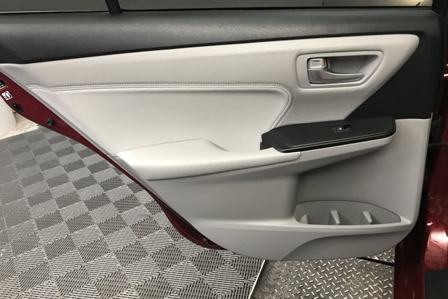Used 2017 Toyota Camry XLE