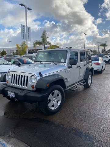 Used 2009 Jeep Wrangler Unlimited in San Diego, CA