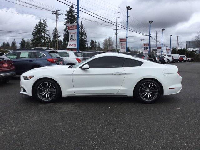 Used 2017 Ford Mustang EcoBoost Fastback