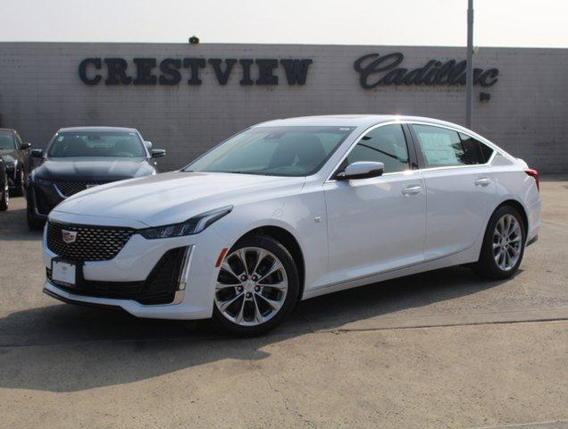 2020 Cadillac CT5 Premium Luxury 4dr Sdn Premium Luxury Turbocharged Gas I4 2.0L/ [6]