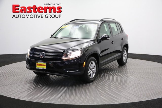 2017 Volkswagen Tiguan for sale 121009 0
