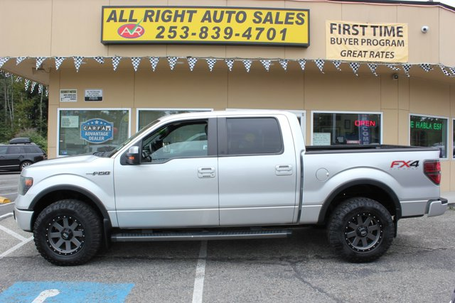 Used 2013 Ford F-150 in Federal Way, WA