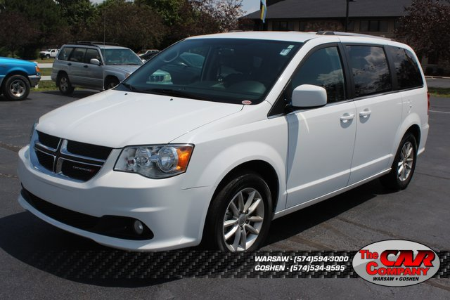 Used 2018 Dodge Grand Caravan in Warsaw, IN
