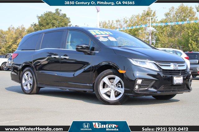 2019 Honda Odyssey EX-L EX-L Auto Regular Unleaded V-6 3.5 L/212 [1]