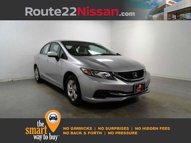 2014 Honda Civic Sedan LX 4dr CVT LX Regular Unleaded I-4 1.8 L/110 [10]