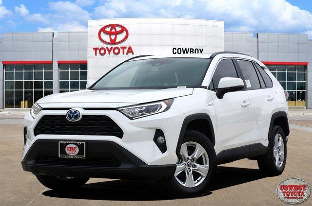 New 2020 Toyota RAV4 Hybrid in Dallas, TX