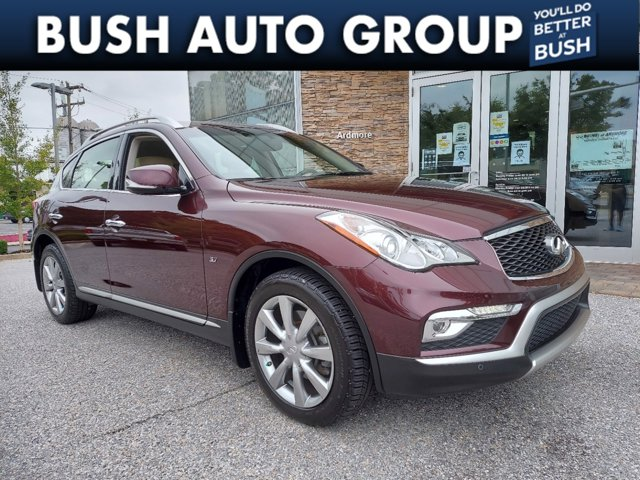 2017 INFINITI QX50 navigation backup camera sunroof AWD Premium Unleaded V-6 3.7 L/226 [3]