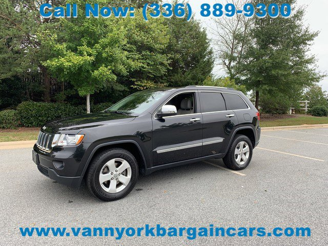 Used 2013 Jeep Grand Cherokee in High Point, NC