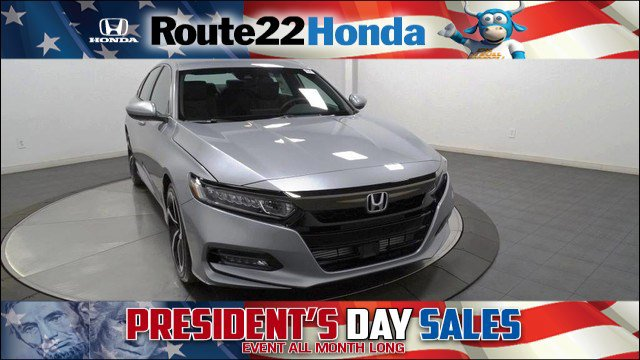 New 2020 Honda Accord Sedan in Hillside, NJ
