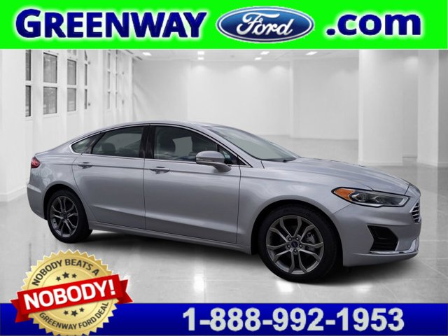 Used 2019 Ford Fusion in Orlando, FL
