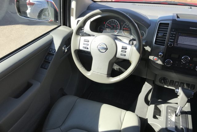 Used 2019 Nissan Frontier SL