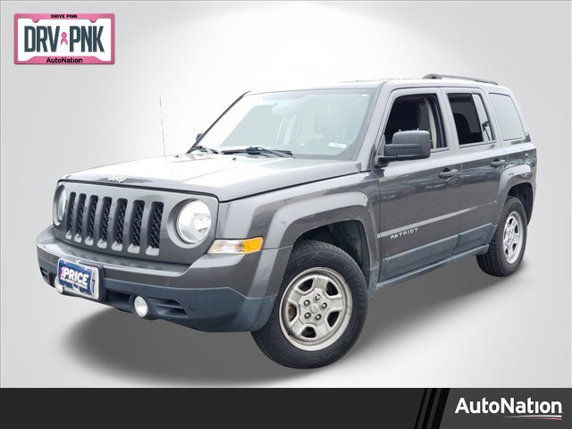 Used 2015 Jeep Patriot in , CA