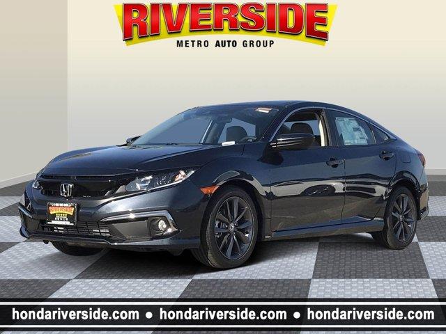 2020 Honda Civic Sedan EX EX CVT Intercooled Turbo Regular Unleaded I-4 1.5 L/91 [7]