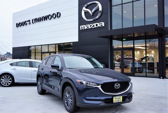 New 2020 Mazda CX-5 in Lynnwood Seattle Kirkland Everett, WA