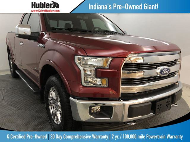 Used 2017 Ford F-150 in Greenwood, IN