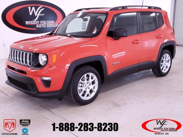 New 2020 Jeep Renegade in Baxley, GA