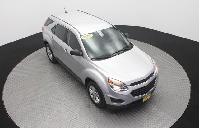 2017 Chevrolet Equinox for sale 123781 2