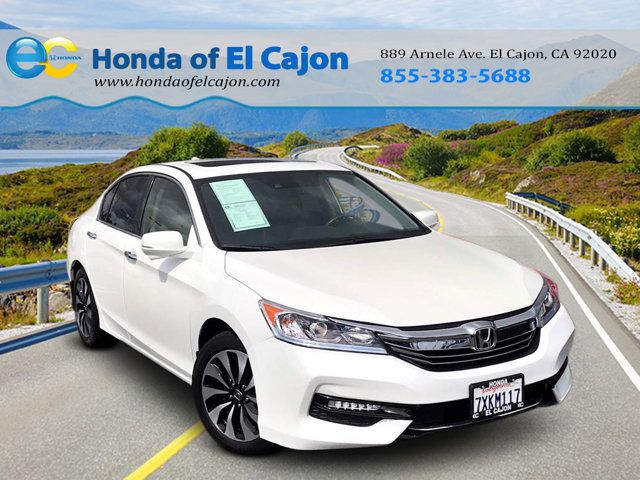 Used 2017 Honda Accord Hybrid in El Cajon, CA