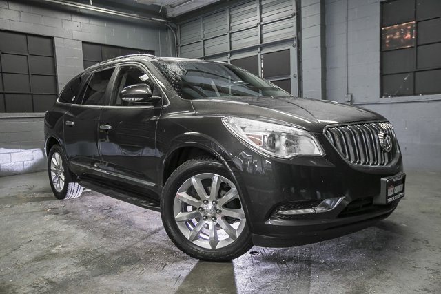 Used 2017 Buick Enclave AWD 4dr Premium Sport Utility
