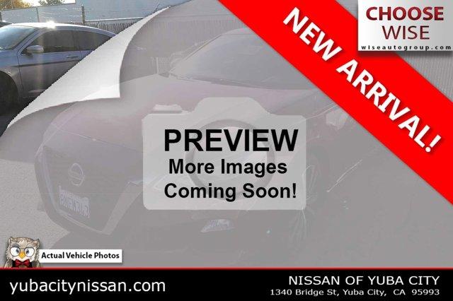 2020 Nissan Altima 2.5 SR 2.5 SR Sedan Regular Unleaded I-4 2.5 L/152 [17]