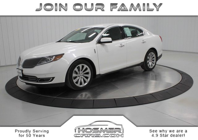 Used 2014 Lincoln MKS in Mason City, IA