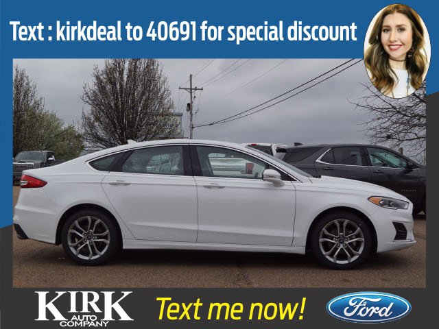 Used 2019 Ford Fusion in Grenada, MS