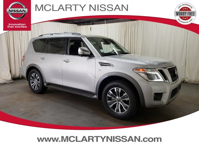 New 2019 Nissan Armada in Benton, AR