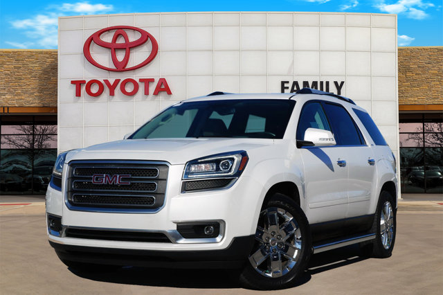 Used 2017 GMC Acadia Limited in Burleson, TX