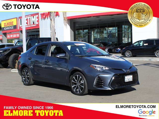 Used 2017 Toyota Corolla in Westminster, CA