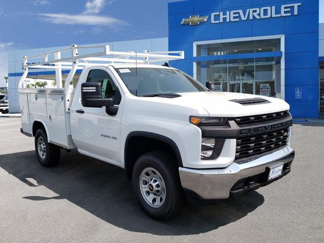 2020 Chevrolet Silverado 2500HD Work Truck 2WD Reg Cab 142″ Work Truck Gas V8 6.6L/400 [11]