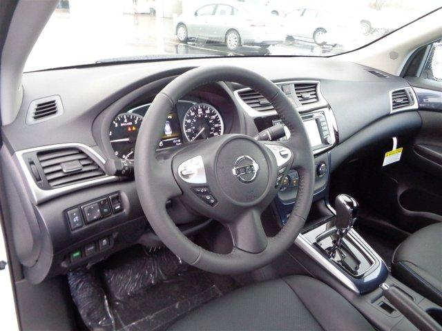 New 2017 Nissan Sentra SR Turbo CVT