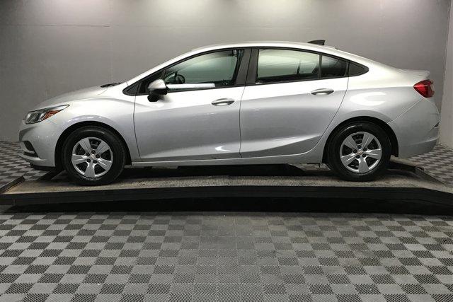 Used 2017 Chevrolet Cruze 4dr Sdn 1.4L LS w-1SB