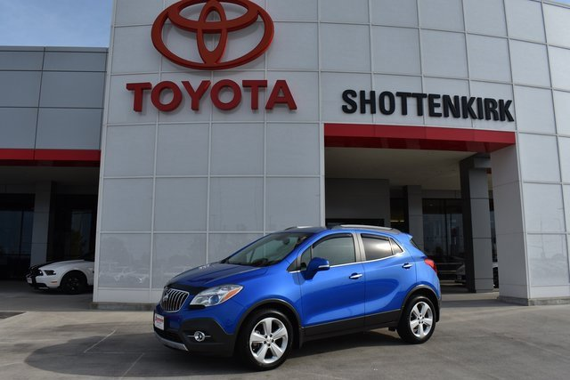 Used 2015 Buick Encore in Quincy, IL