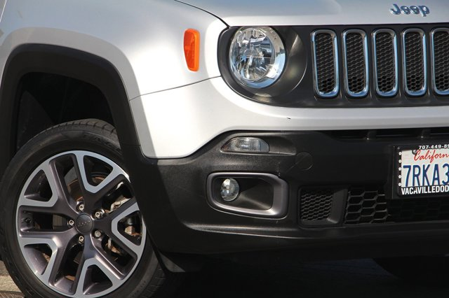 2015 Jeep Renegade Latitude 1