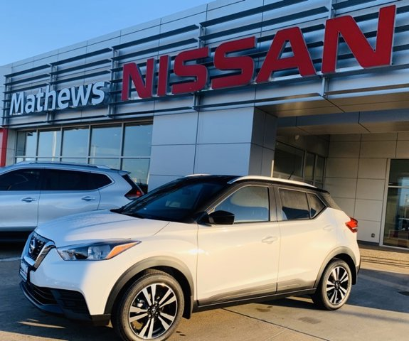 New 2020 Nissan Kicks in Paris, TX