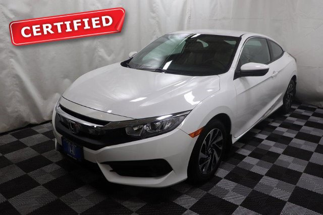 Used 2017 Honda Civic Coupe in Akron, OH