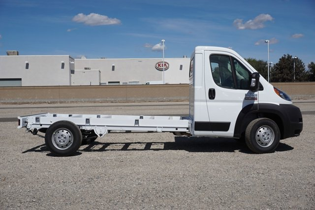 New 2021 Ram ProMaster Chassis Cab 3500 159 WB 104 CA