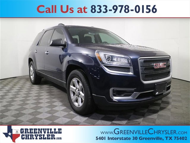 Used 2016 GMC Acadia in Greenville, TX