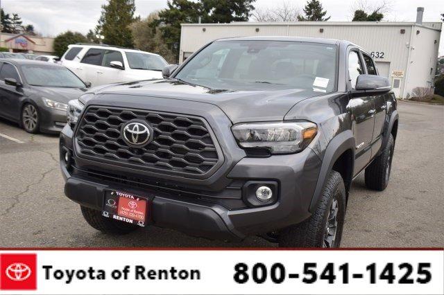 New 2020 Toyota Tacoma in Renton, WA
