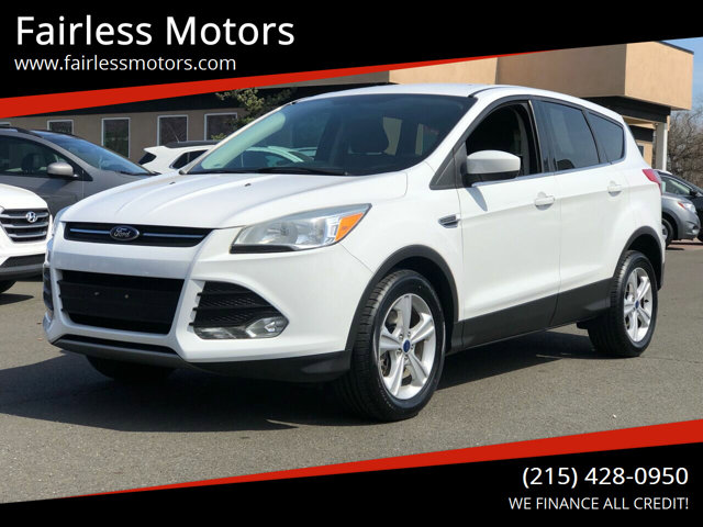 Used 2014 Ford Escape in Fairless Hills, PA