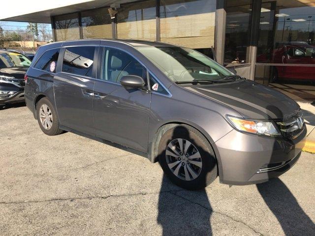 Used 2016 Honda Odyssey in Gadsden, AL